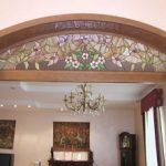 Арки в гостиную — варианты отделки и украшения