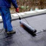 Как крыть крышу рубероидом