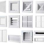 Вентиляционные решетки: полная информация
