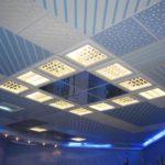 Подшивной реечный потолок и гипсокартонный — выбор по характеристикам