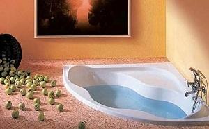 ванная акриловая фото