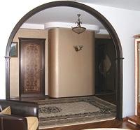 фото широкая арка
