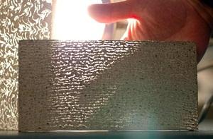 фото прозрачный бетон