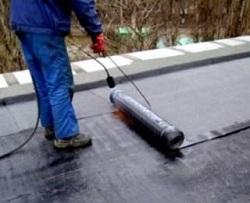 Как крыть крышу рубероидом фото