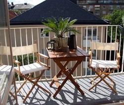 фото Летний балкон