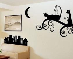 фото Трафареты для декора стен