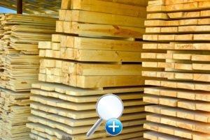 Результат правильной сушки древесины