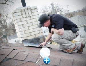 Необходимо выяснить причину протекания крыши
