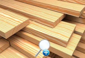 Готовая древесина