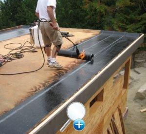 гидроизоляция деревянных поверхностей