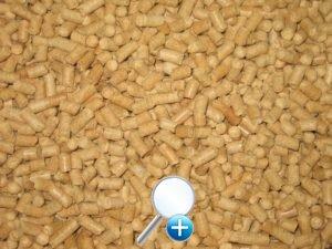 Пеллеты из соломы