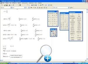Программа MathCad