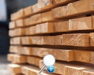 Процесс высушивания древесины