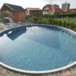 Разновидности дачных глубоких бассейнов, установка и особенности