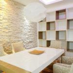 Использование белого искусственного камня: столешницы, мойки, отделка снаружи