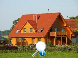 Крыша бревенчатого дома своими руками
