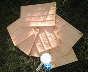 Формы из полиуретана для искусственного камня