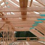 Выбор стропильной системы дома, расчетная планировка и элементы