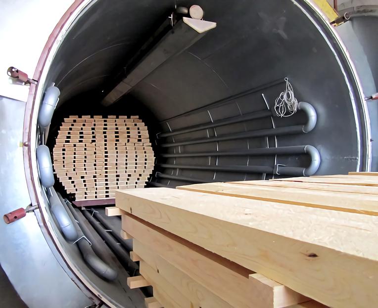 Камеры для термообработки древесины своими руками