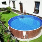 Виды дачных уличных бассейнов, выбор и правила установки