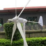 Какие ветрогенераторы лучше для частного дома?