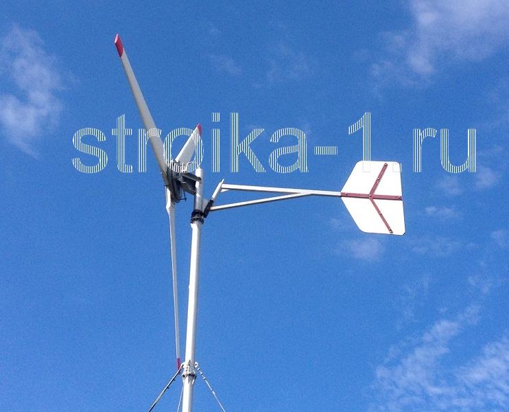 Ветрогенератор для частного дома своими руками6