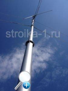 Мачта для ветрогенератора - важный элемент конструкции