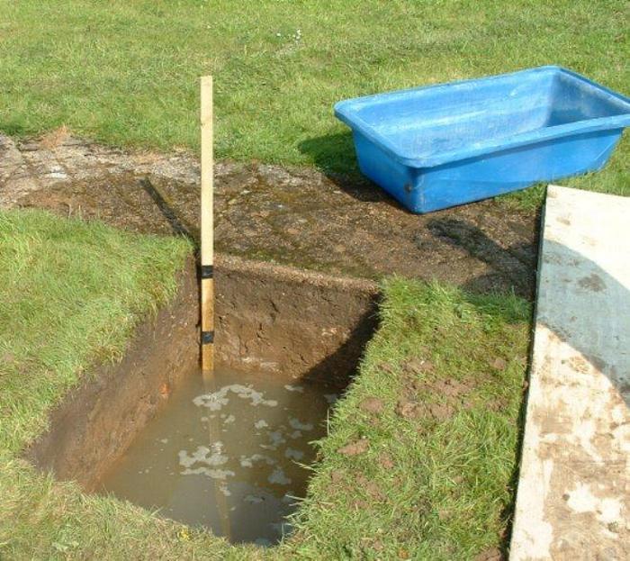 Септик для высоких грунтовых вод: что делать 13