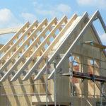 Как сделать своими руками стропильную систему двухскатной крыши
