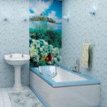 Преимущества, которые имеют водостойкие панели для ванной