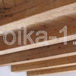 Декоративные балки на потолок — функциональность и стиль